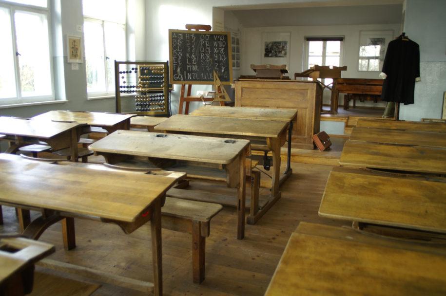 Schulmuseum Korla Awgust Kocor in Watha